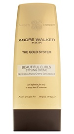 The Gold System - Beautiful Curls Styling Crème