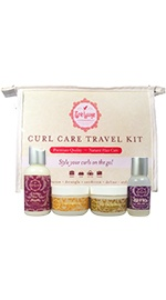 Curl Care Travel Kit