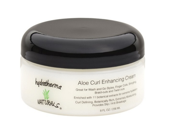 Hydratherma Naturals Aloe Curl Enhancing Twist Cream