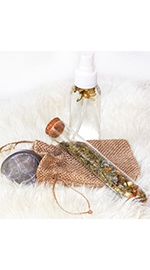 Hair Tea Infuser Set - Natural Leave-In Conditioner Apothecary