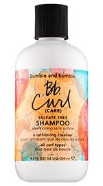 Bb. Curl Sulfate Free Shampoo