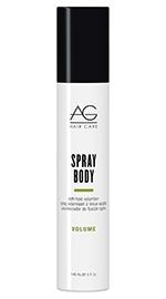 Spray Body Soft Hold Volumizer