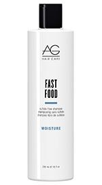 Moisture Fast Food Sulfate-Free Shampoo