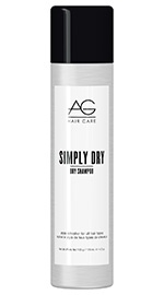 Simply Dry Dry Shampoo Style Refresher for All Hair Types