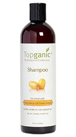Shampoo with Obliphica Oil from Russia - Thin, Brittle & Color Treated Hair