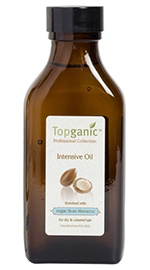 Intensive Oil with Argan Oil from Morocco - Dry & Colored Hair
