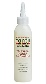 Shea Butter Tea Tree & Jojoba Hair & Scalp Oil