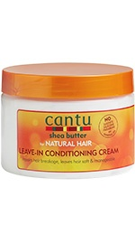 Shea Butter Leave-In Conditioning Cream