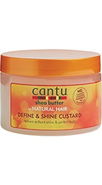 Shea Butter Define & Shine Custard
