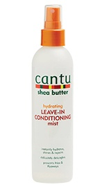 Shea Butter Hydrating Leave-In Conditioning Mist