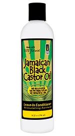 Jamaican Black Castor Oil Leave-In Conditioner