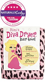 Mimi's Diva Dryer Hair Towel