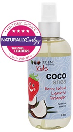 Kids Coco Shea Berry Natural Leave-In Detangler