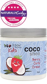 Kids Coco Shea Berry Natural Curly Creme