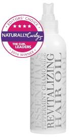 Peppermint Chamomile Revitalizing Hair Oil