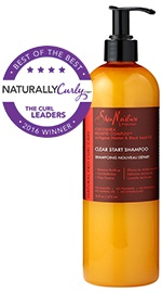 Professional Natural Pro Curl Care Clear Start Shampoo