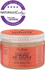 Coconut & Hibiscus Curling Gel Souffle