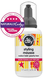 Behave Styling Mousse Medium Hold