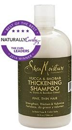 Yucca & Baobab Thickening Shampoo
