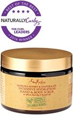 Manuka Honey & Mafura Oil Intensive Hydration Hand & Body Scrub