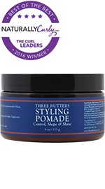 Three Butters Styling Pomade