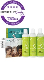 Joy to the Curls Kit