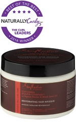 Professional Natural Pro Curl Care Rehydrating Hair Masque