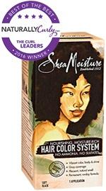 Nourishing Moisture Rich Hair Color System - Soft Black
