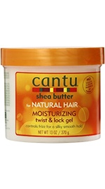 Shea Butter Moisturizing Twist & Lock Gel