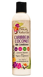 Caribbean Coconut Milk Conditioner