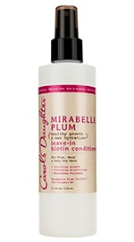 Mirabelle Plum Leave-In Biotin Conditioner
