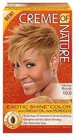 Exotic Shine Color - Honey Blonde 10.0