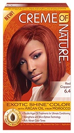Exotic Shine Color - Red Copper 6.4