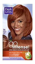 Go Intense! Hair Color - Radiant Copper