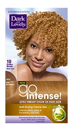 Go Intense! Hair Color - Golden Blonde
