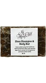 Shea Shampoo & Body Bar