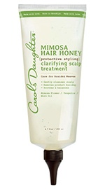Mimosa Hair Honey Clarifying Scalp Treatment