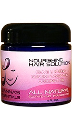 Nourishing Hair Solution
