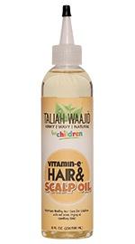 Hair & Scalp Oil with Vitamin E
