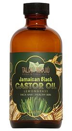 Jamaican Black Castor Oil Lemongrass