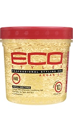 Ecostyler Professional Styling Gel with Argan Oil