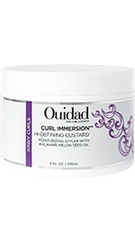 Curl Immersion Hi-Defining Custard