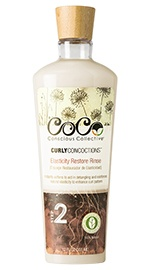 Curly Concoctions Elasticity Restore Rinse