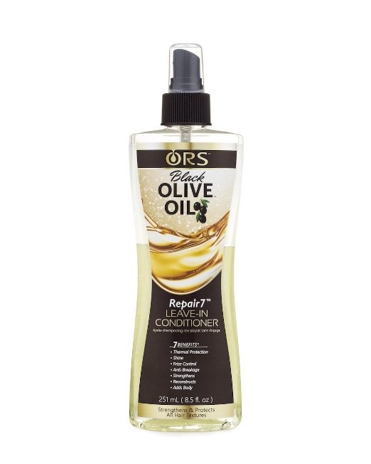 Black Olive Oil Conditioner Leave In
