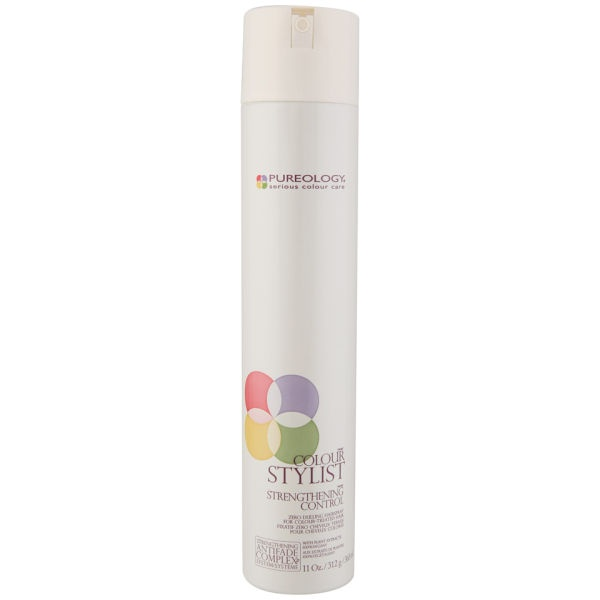 Colour Stylist Strengthening Control Hairspray