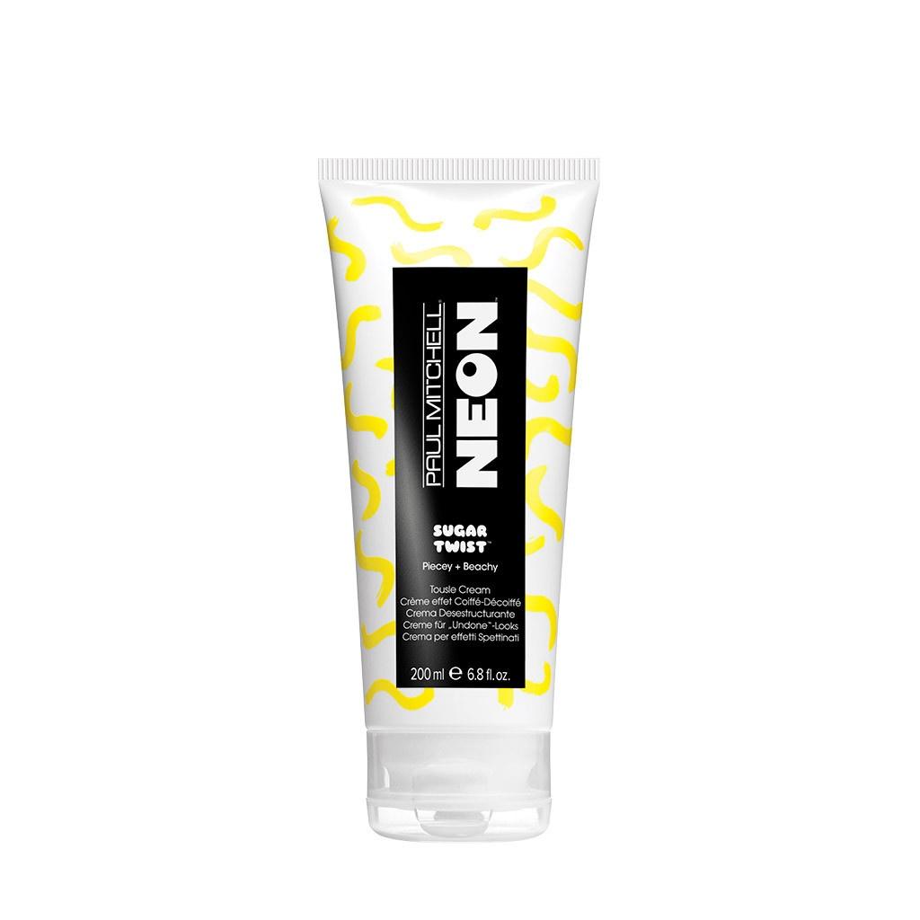 Neon Sugar Twist Piecey+Beachy Tousle Cream
