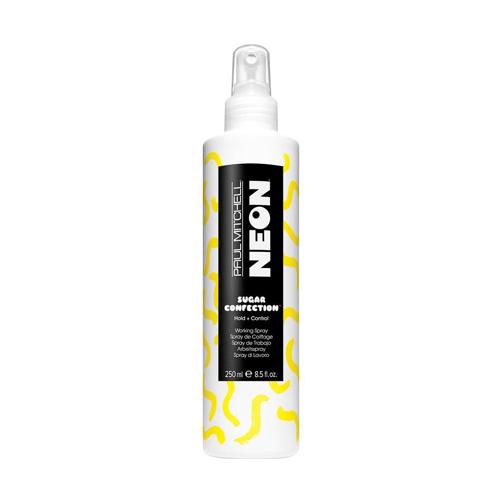 Neon Sugar Confection Hold+Control Working Spray