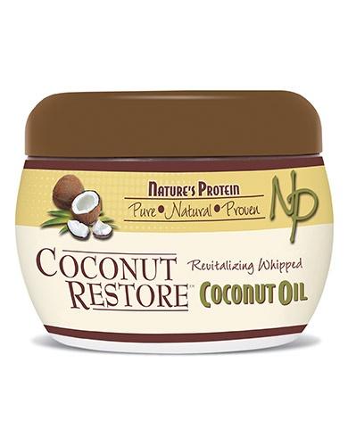 Coconut Restore Revitalizing Whipped Coconut Oil