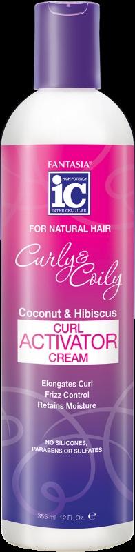 Curly & Coily Curl Activator Cream