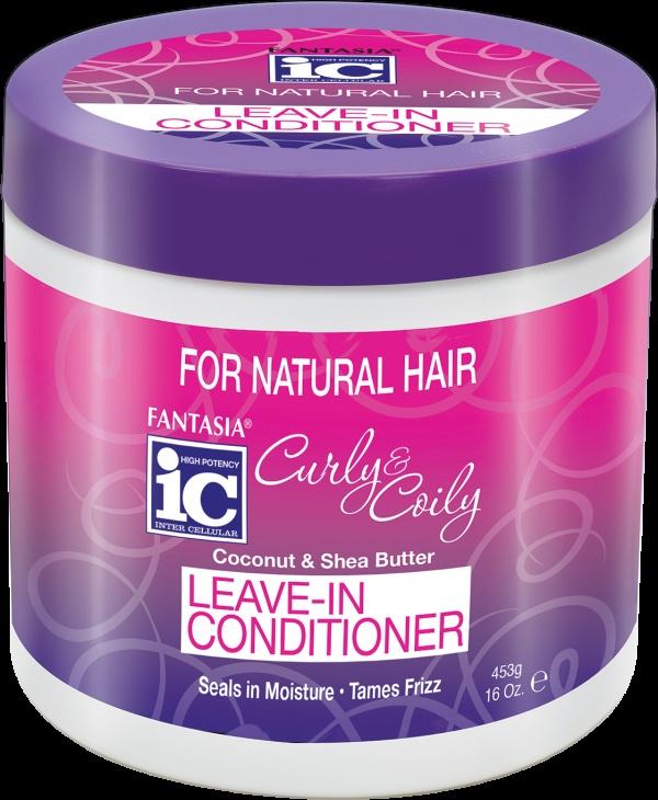 Curly & Coily Leave-In Conditioner